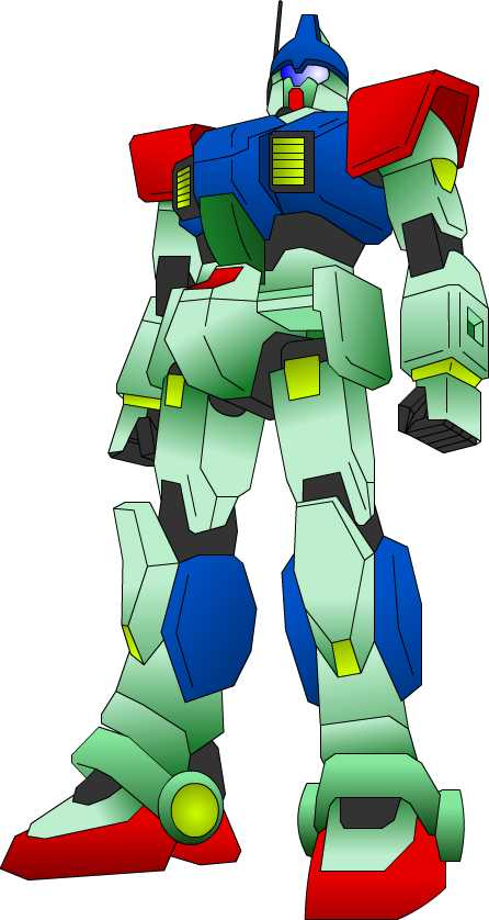Moybal Mobile Suit by Quickwing