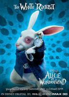 The White Rabbit by AliceInWonderland