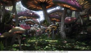 Wonderland - film still by AliceInWonderland