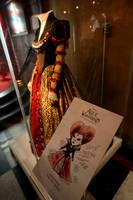 Exhibition - Red Queen's Dress by AliceInWonderland