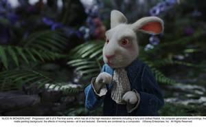White Rabbit - Pregression 5 by AliceInWonderland