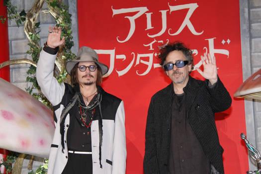 AIW - premiere in Japan 1