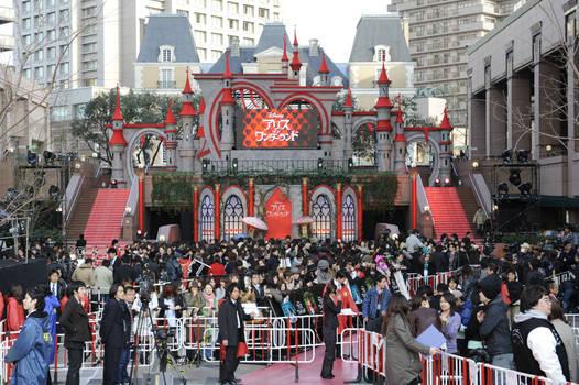 AIW - film premiere in Japan 2