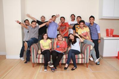 my team work by aleffee