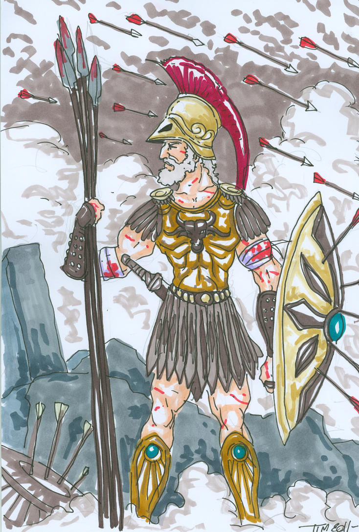 heroes in ancient mythology