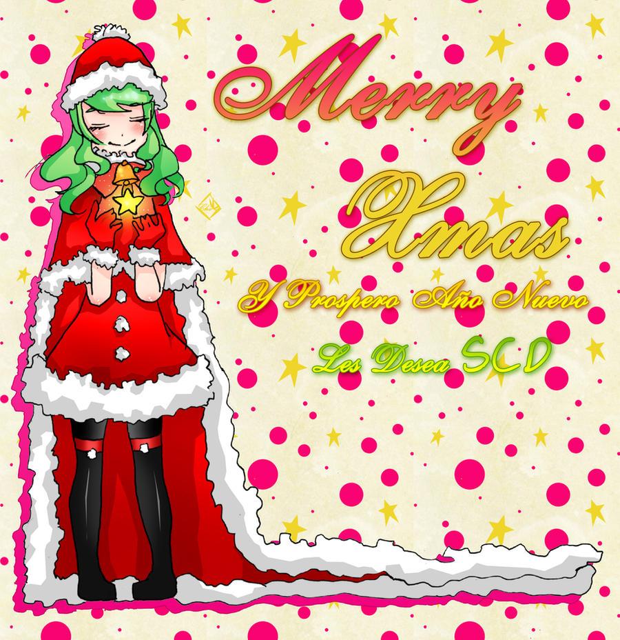 ll Merry Xmas ll by sakura-chan-des