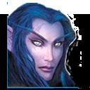 Night Elf World of Warcraft by shadowstrider05