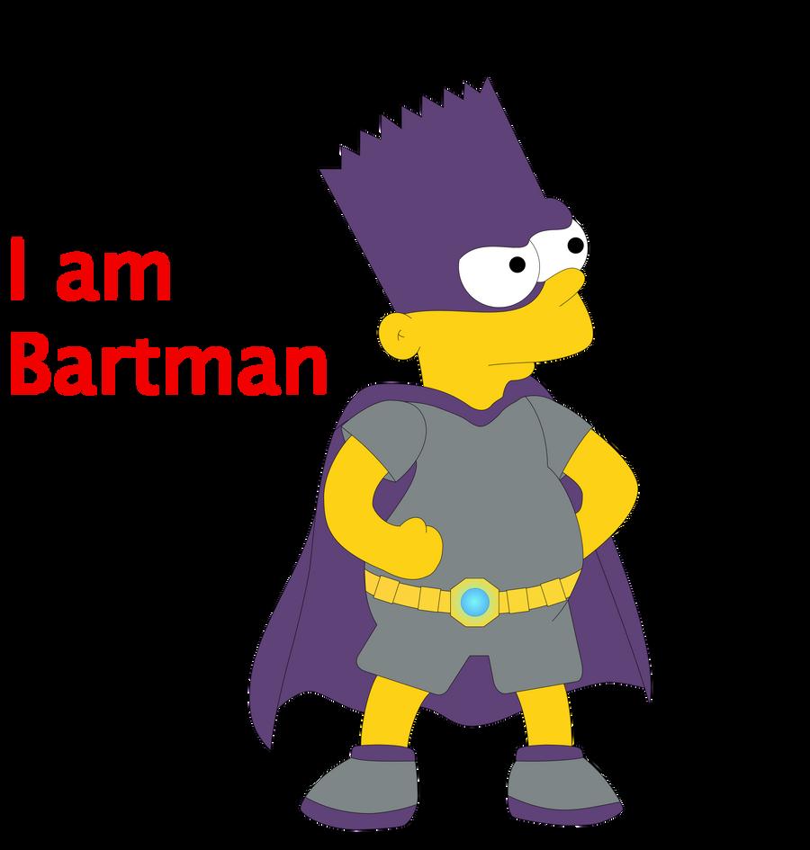 I am Bartman by JuniorGustabo