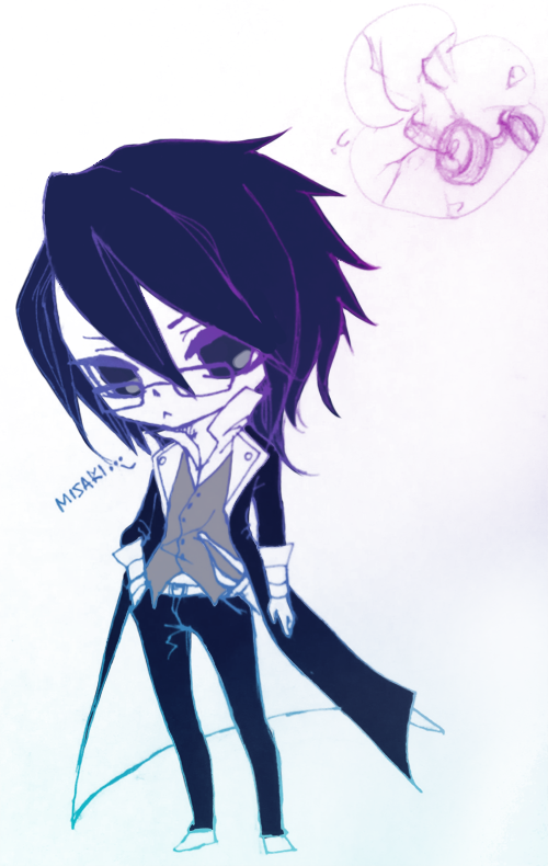 Fushimi Saru-chan by VitriolicIntimacy