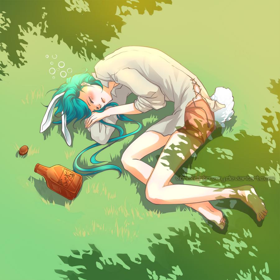 CdR: Sleepy Sleepy by VitriolicIntimacy