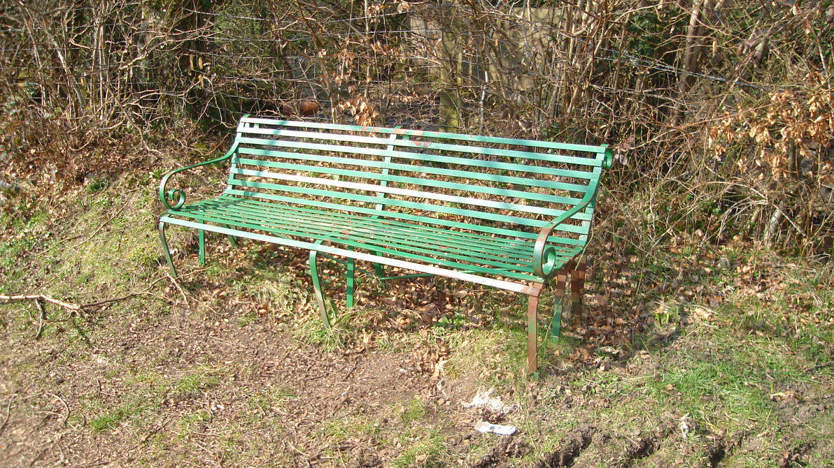 Bench_Stock by Freaky-Stock