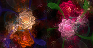Flower art