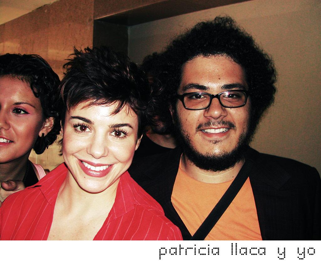 Patricia Llaca - Photo Gallery