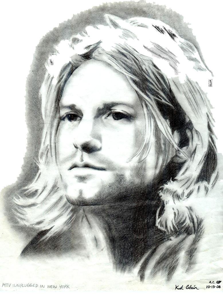 Kurt Cobain Did Arts And Crafts