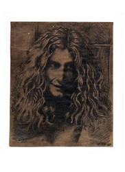 Robert Plant's Glance by RAMENmanga-ka