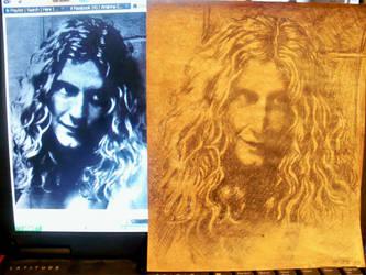 Robert Plant reference by RAMENmanga-ka