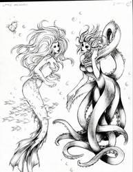 The Little Mermaid: My Version