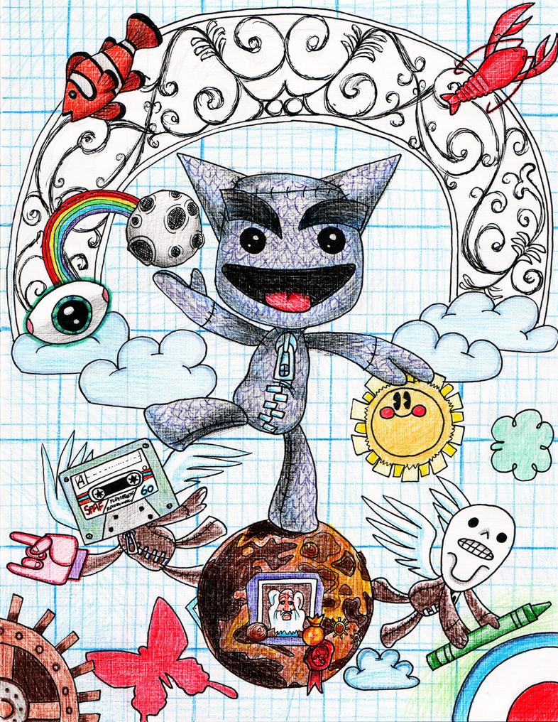 Little Big Sketch by RAMENmanga-ka