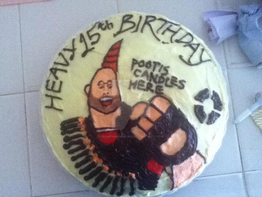 Heavy Birthday to You by RAMENmanga-ka