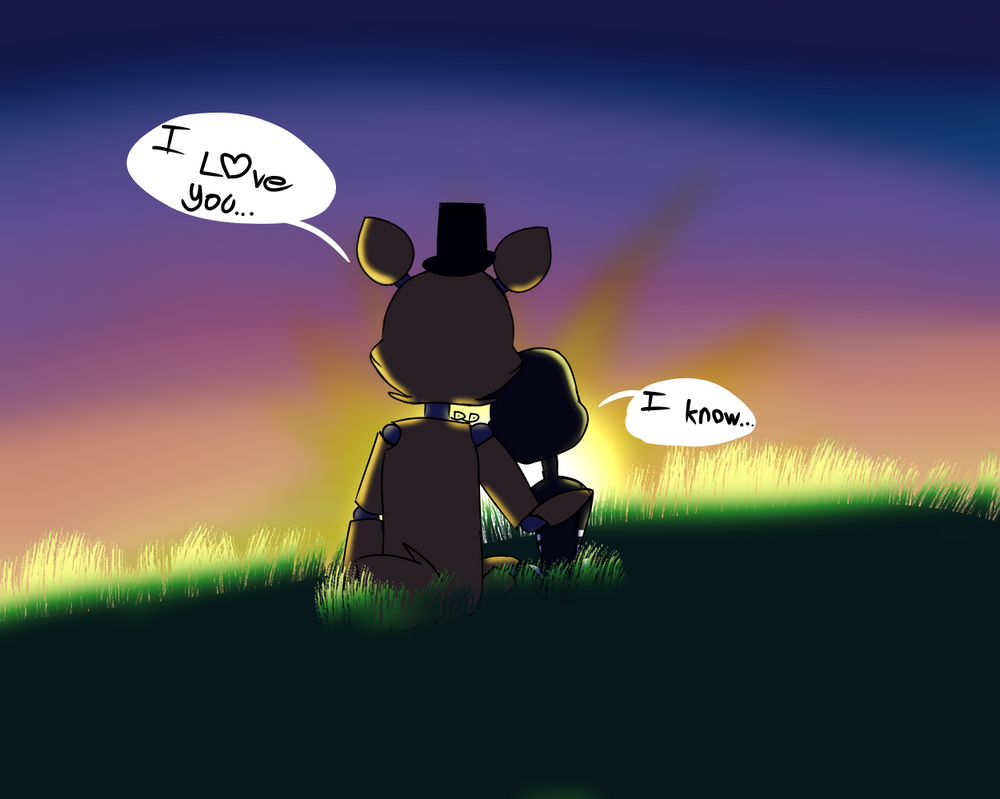 I love you i know by Bright-lightz