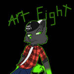 Pfp for art fight lol by Bright-lightz