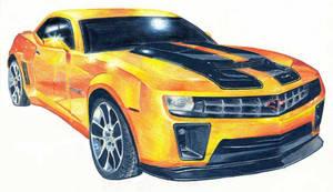 Bumblebee-car