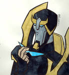 Transformers Animated Prowl