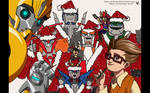 TFP Christmas 2010 Wallpaper
