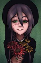 kiwi.nikko - Undertaker cosplay fanart