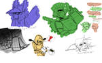 TF and other : Doodles