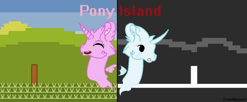 PonyIsland by CsokiNyuszii