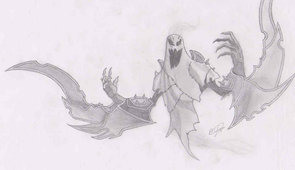 Haunting Nocturne (League of Legends) by mikhell1 on ...