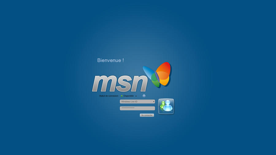 msn wallpapers. msn wallpaper by ~TRIO-3 on