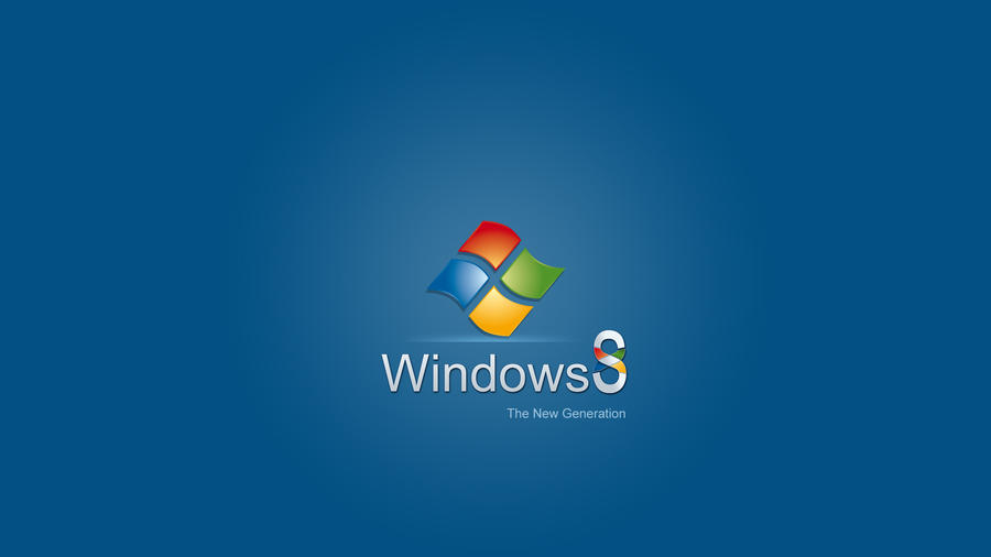 windows 8 by TRIO-3