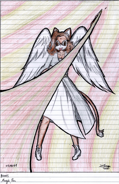 Machin's Galery  - Page 3 __004___magic_pen_by_larrya_oryelis-d4c5svd