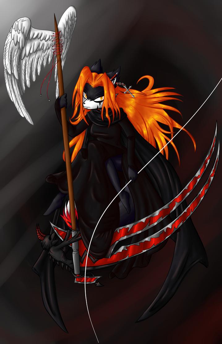 Machin's Galery  - Page 6 Elysha_the_reaper_by_larrya_oryelis-d5jklud