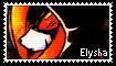 Elysha stamp by Larrya-Oryelis