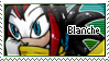 Blanche stamp by Larrya-Oryelis