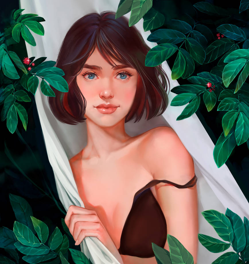 DTIYS #3 by Maria-Hideki