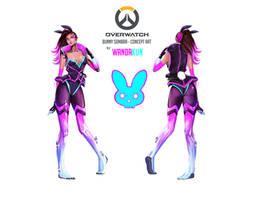 Cyber-bunny Sombra