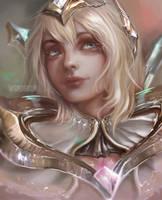 Elementalist Lux by WANDAKUN