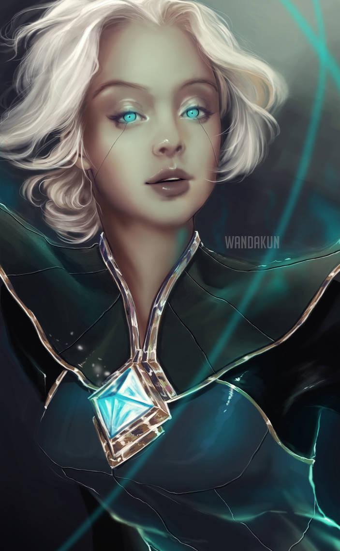 Camille by WANDAKUN