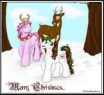 Merry Xmas...right? by SilverMoonbreeze
