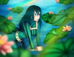 Tsuyu 2 by Lady-Sweetart