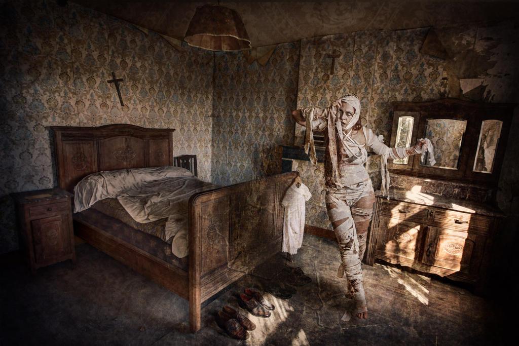 Mumie v001FB by mannix0815