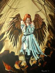 dark angel by jamesrolfe932