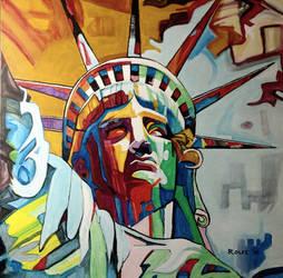 lady liberty by jamesrolfe932