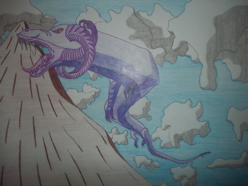 Rage Dragon by seaserphant15