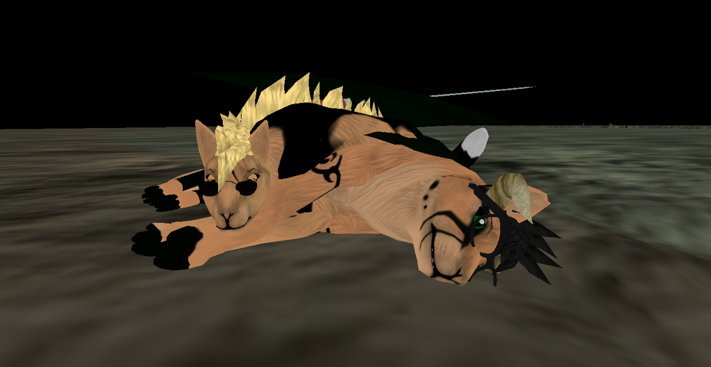 Reverse Demonstuck Jake and Dirk by seaserphant15