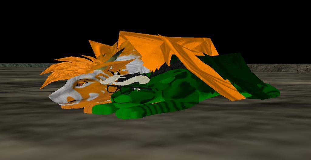 Dragonstuck DirkJake by seaserphant15
